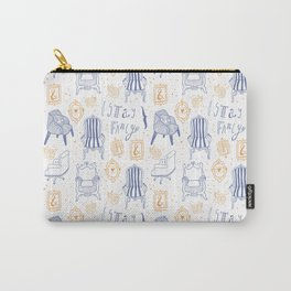 Stay Fancy Carry-All Pouch