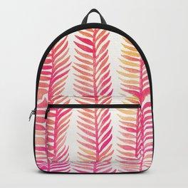 Pink Ombré Seaweed Backpack