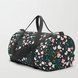 Wild Jasmine Duffle Bag