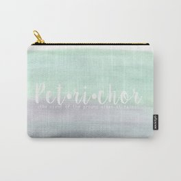 Petrichor Carry-All Pouch