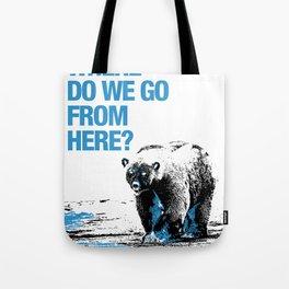 WHERE? Tote Bag
