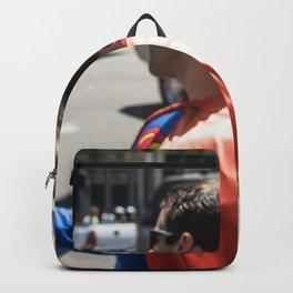 Super and spider Backpack