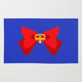 Sailor Moon Crowned Heart Rug