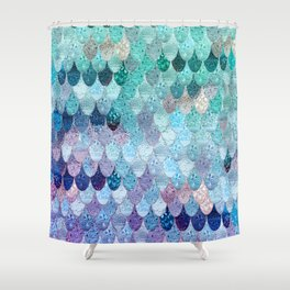 SUMMER MERMAID II Shower Curtain
