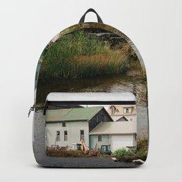 Water Walkway Backpack