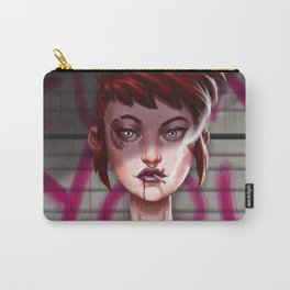 Tough Girl Carry-All Pouch