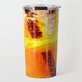 Cheers! Cocktail Drink #decor #society6 Travel Mug