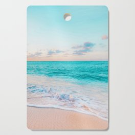 Ocean Bliss #society6 #society6artprint #buyart Cutting Board
