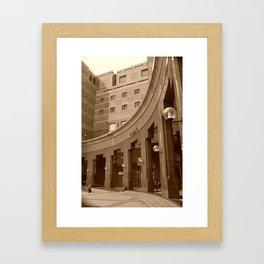 Takashimaya Mall Framed Art Print