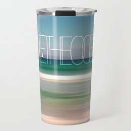 LOVE THE OCEAN II Travel Mug