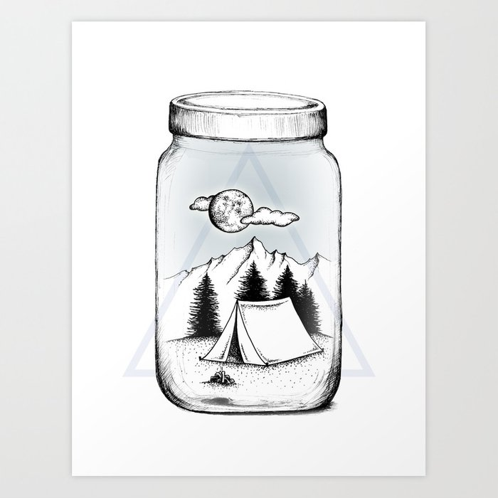 New Adventures Art Print