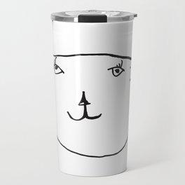 Hi, I'm Cat. Travel Mug