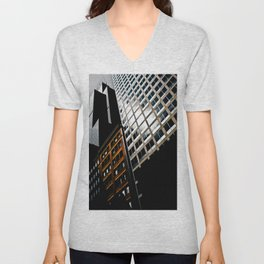 Chicago Sears/Willis Tower Unisex V-Neck