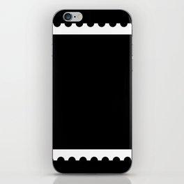 Stamp iPhone Skin