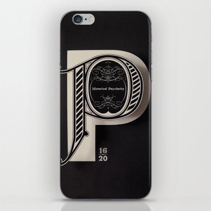 Historical Polarity iPhone Skin