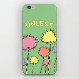 Unless iPhone Skin
