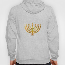 Hanukkah, the Festival of Lights Hoody