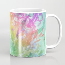Shattered Rainbow Coffee Mug