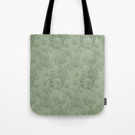 The Night Gardener - Endpapers Tote Bag