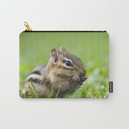 Cute Chipmunk Carry-All Pouch