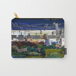Farmers Market Carry-All Pouch