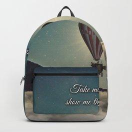 u2's landlady Backpack