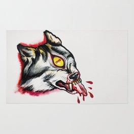 Cyclopes wolf  Rug