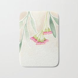Gum Tree Sketch Bath Mat