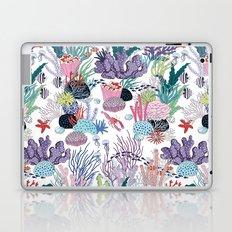 underwater pattern Laptop & iPad Skin