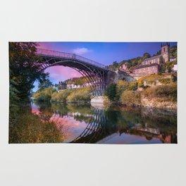 Iron Bridge 1779 Rug