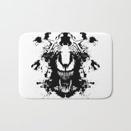 Never wound what you can't kill Bath Mat