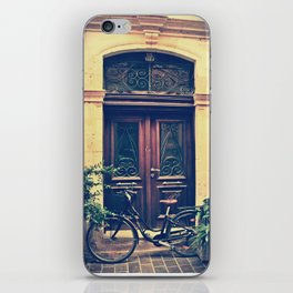 Old Town, Chania iPhone Skin