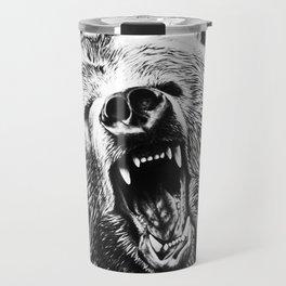 Bear Roar Travel Mug