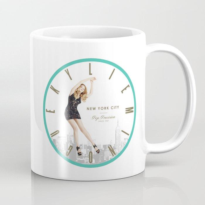 Kylie Minogue Pop Precision Coffee Mug