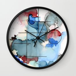 Modern Dreams Wall Clock