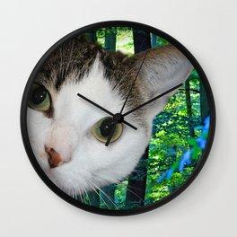 Helloooo Wall Clock