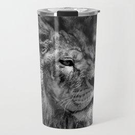 Proud Young Lion Travel Mug