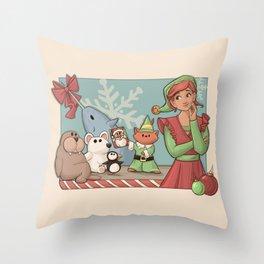 I Know Him Throw Pillow