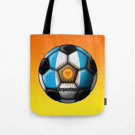 Argentina Ball Tote Bag