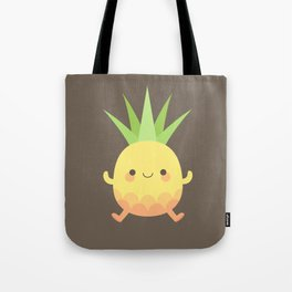 Happy pineapple kids Tote Bag
