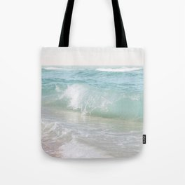 Beach Waves | Photography Summer Vibes | Sun Fun | Water Ocean | Salt | Sea Tote Bag