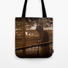 Batter on Deck Tote Bag