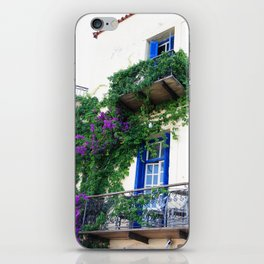 Chania Old Town View iPhone Skin