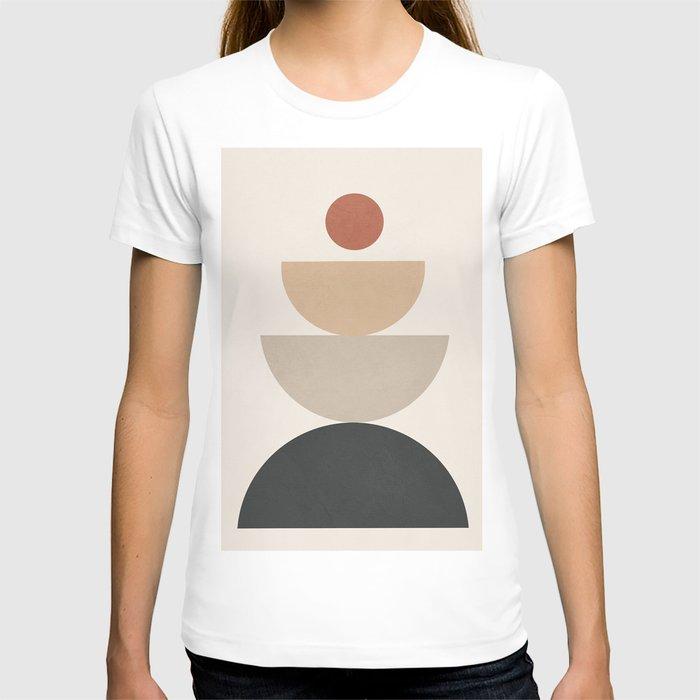 Geometric Modern Art 31 T-shirt