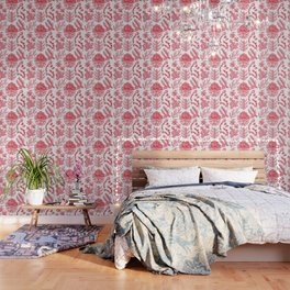 Ernst Haeckel Florideae Red Algae Wallpaper