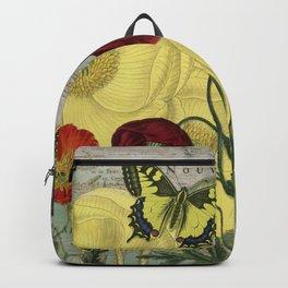Enchanted Garden 4 Backpack