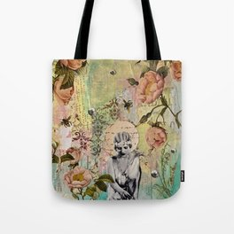 Waiting For Her Moment Tote Bag