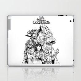 The Dark Crystal - Gelflings, Skeksis, and Mystics Laptop & iPad Skin