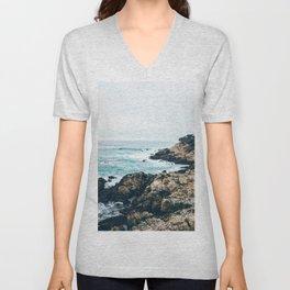 Standing on the Coast Unisex V-Neck
