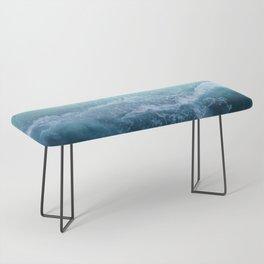 Turquoise Sea Bench